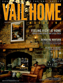 Vail Home cover